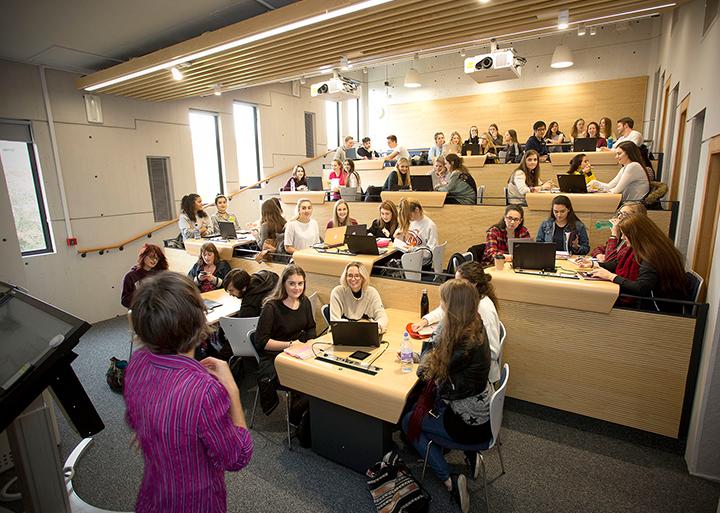Leeds University Teaching Rooms