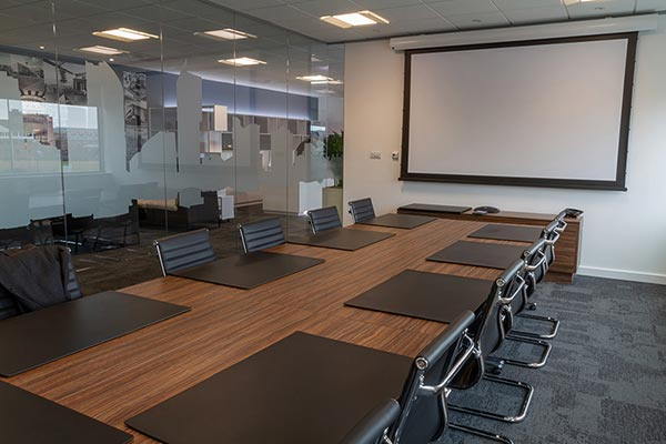 Innovative audio visual solutions for boardrooms