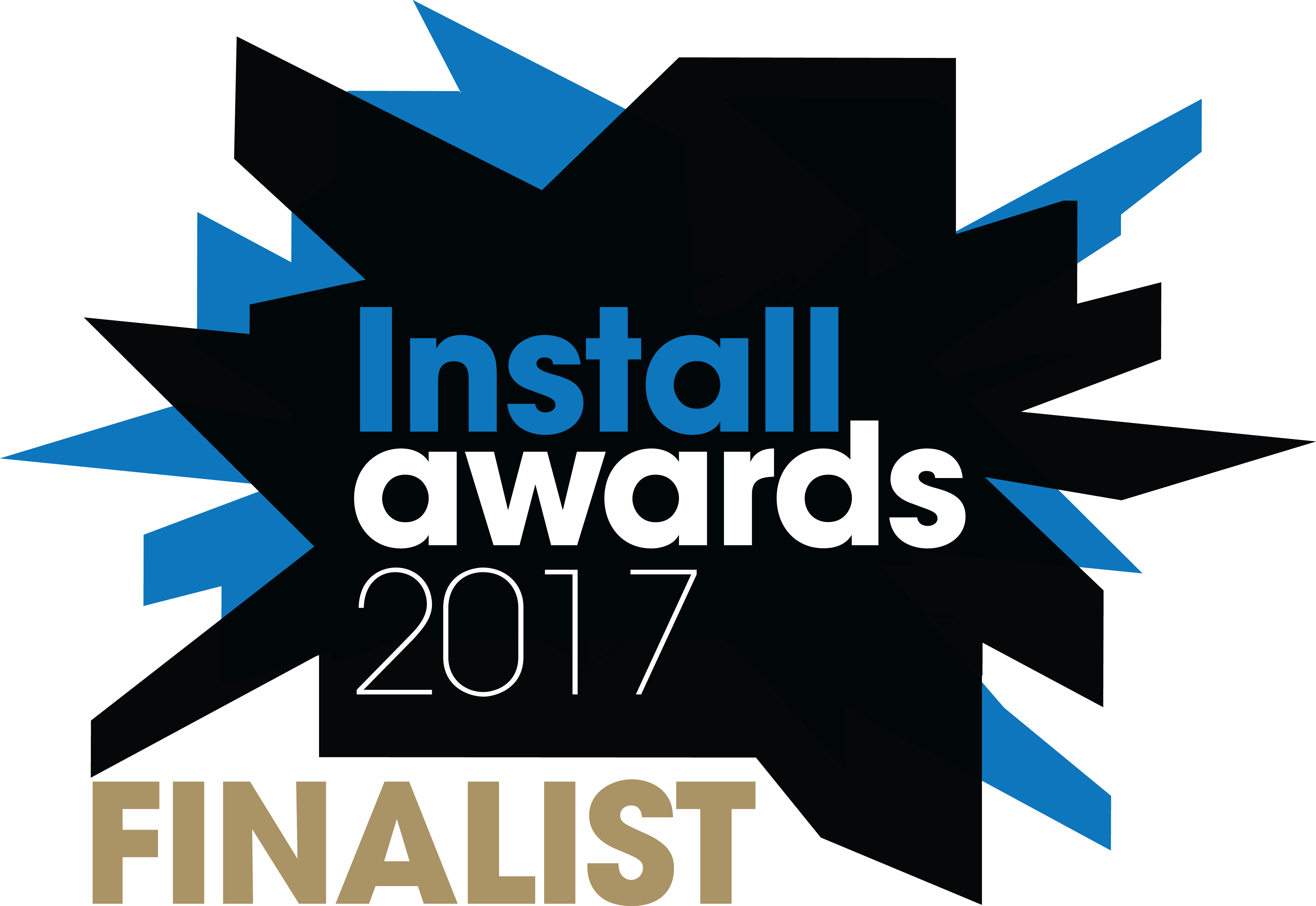 Install Awards finalists