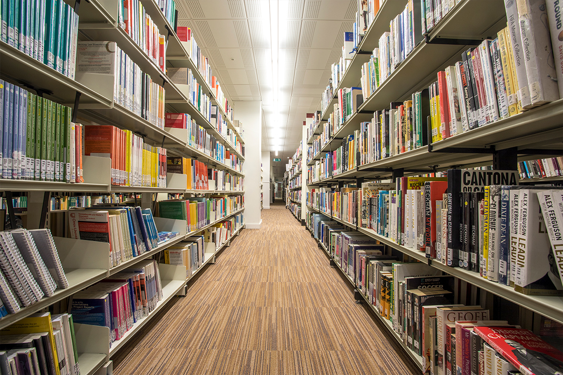 Case study on library management