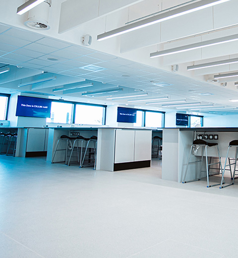 Keele University - Central Science Laboratories Case Study