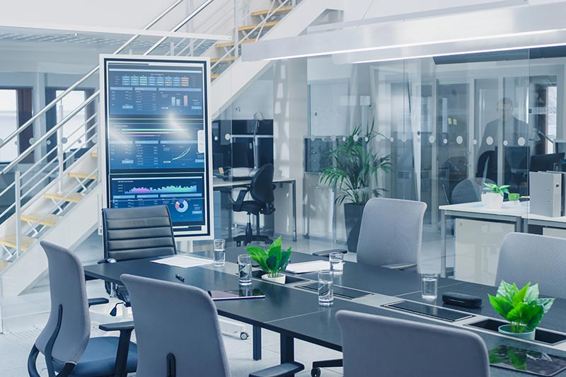 AV Systems for productive meeting rooms