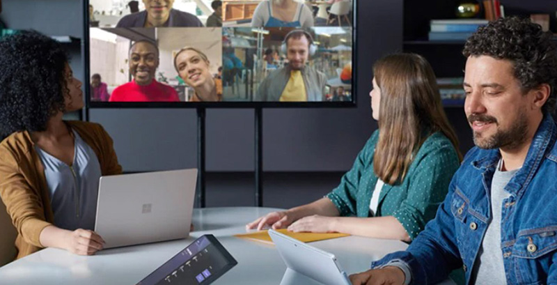 Maximise meetings with video conference solutions