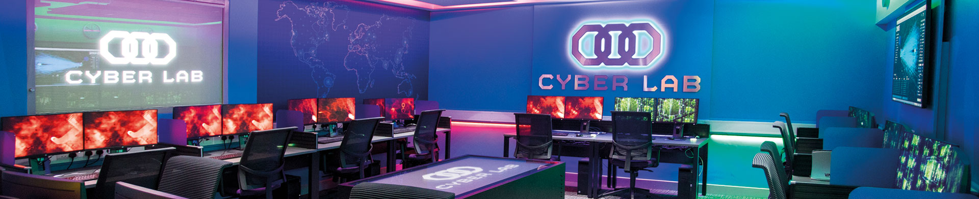 Cyberlab wide angle