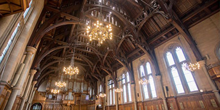 The University of Manchester - Whitworth Hall