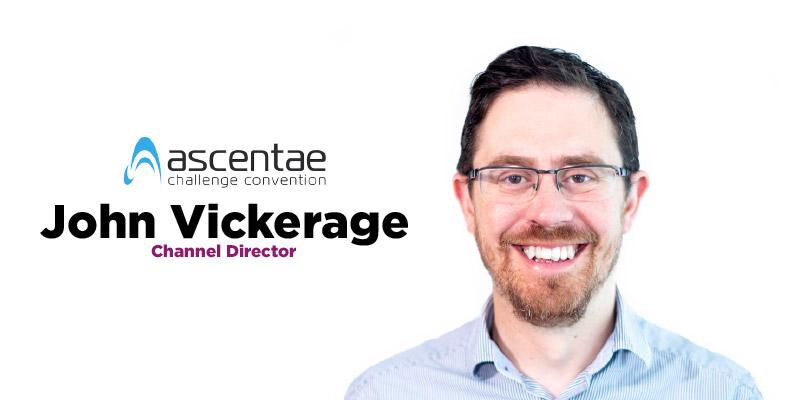 John Vickerage, Ascentae